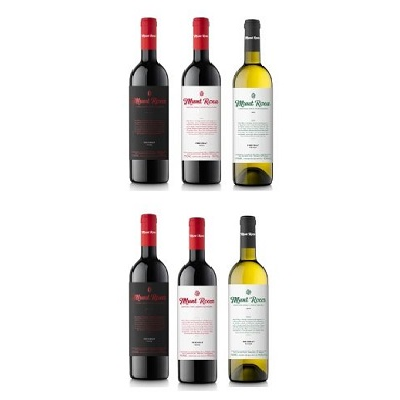 6 BOTTLES OF MUNT ROCA WINES