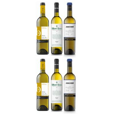 Spring White Wines
