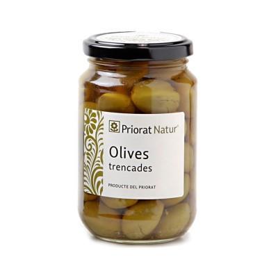 Broken olives 220gr.