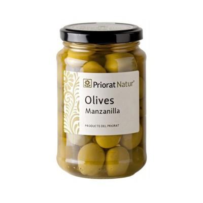 Manzanilla olives 220gr.